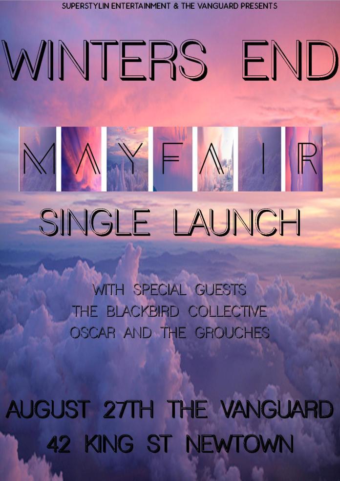 Winters End's Single launch